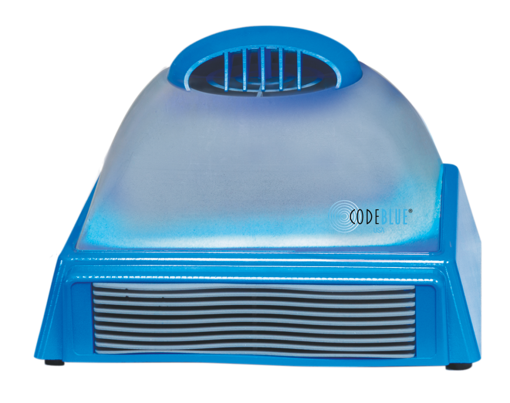 Code Blue Air Product